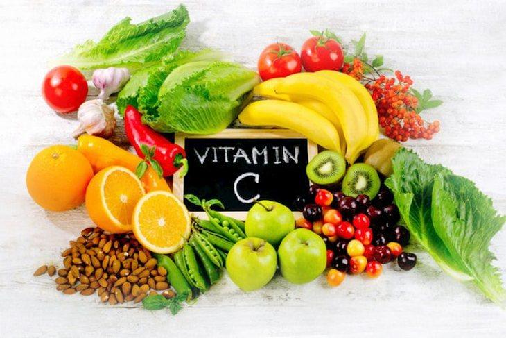Viêm họng nên ăn nhiều thực phẩm chứa Vitamin C