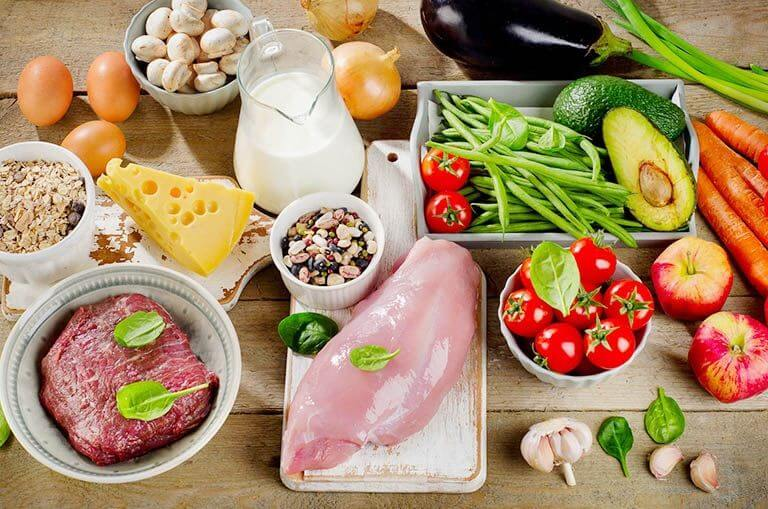 Bổ sung nhiều dưỡng chất cho cơ thể để nâng cao sức đề kháng, hệ miễn dịch