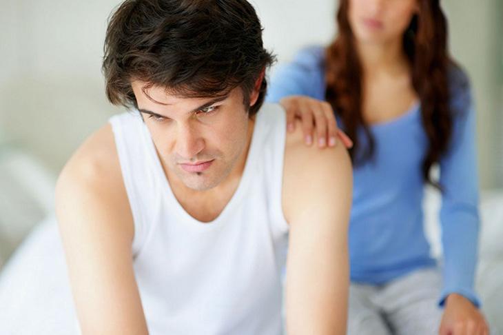 Người vợ nên làm gì khi chồng xuất tinh sớm?
