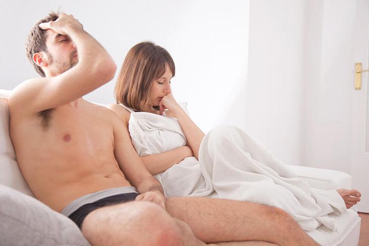 Bệnh nam giới xuất tinh sớm có ảnh hưởng sức khỏe không?