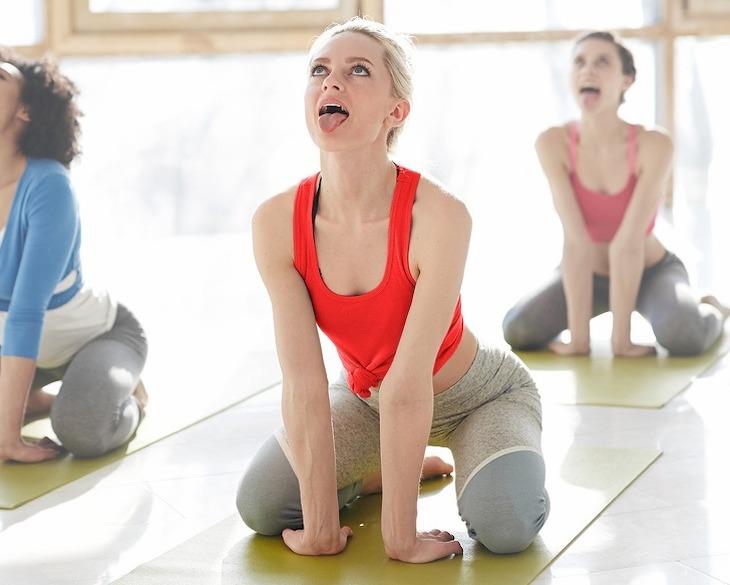 Tập luyện yoga hàng ngày giúp giảm triệu chứng viêm họng
