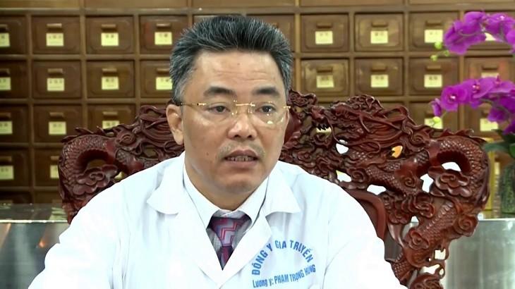 Lương y Phạm Trọng Hùng