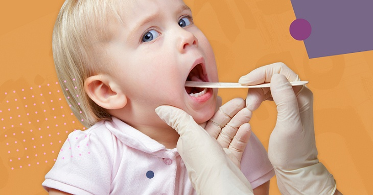 Sức đề kháng của trẻ còn yếu nên cha mẹ cần nhanh chóng đưa trẻ đi khám khi phát hiện các dấu hiệu của bệnh