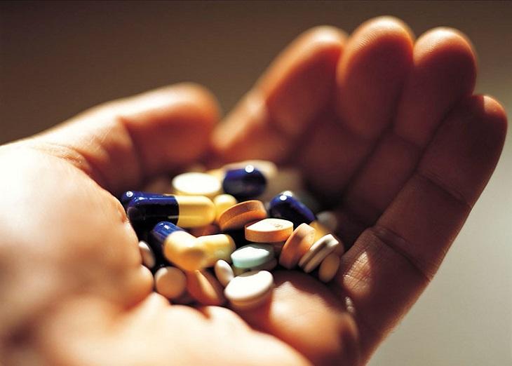 Thuốc Tây phát huy công dụng trong thời gian ngắn, các triệu chứng giảm rõ rệt