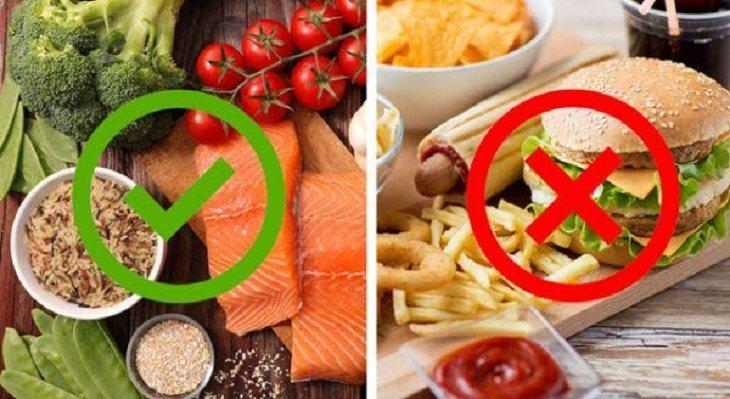 Một chế độ dinh dưỡng hợp lý giúp người bệnh chóng lành và hạn chế các biến chứng về sau