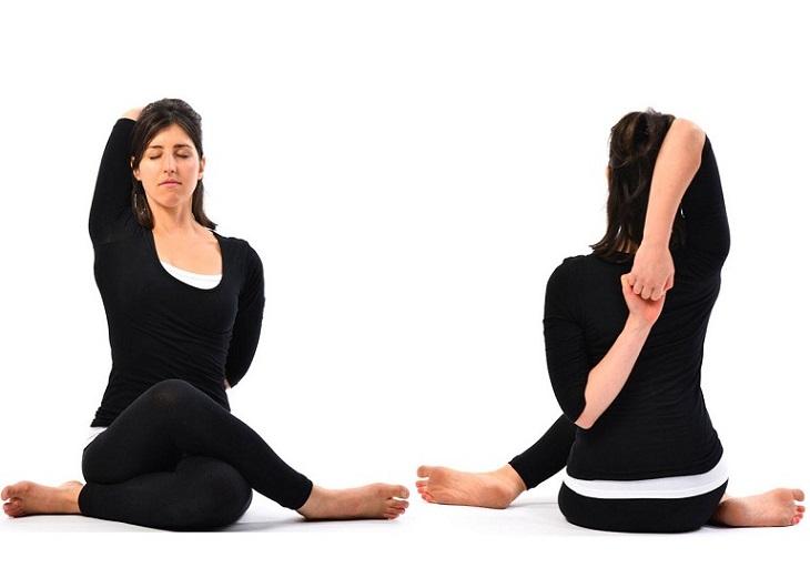 Cách trị viêm xoang sàng tại nhà bằng bài tập yoga