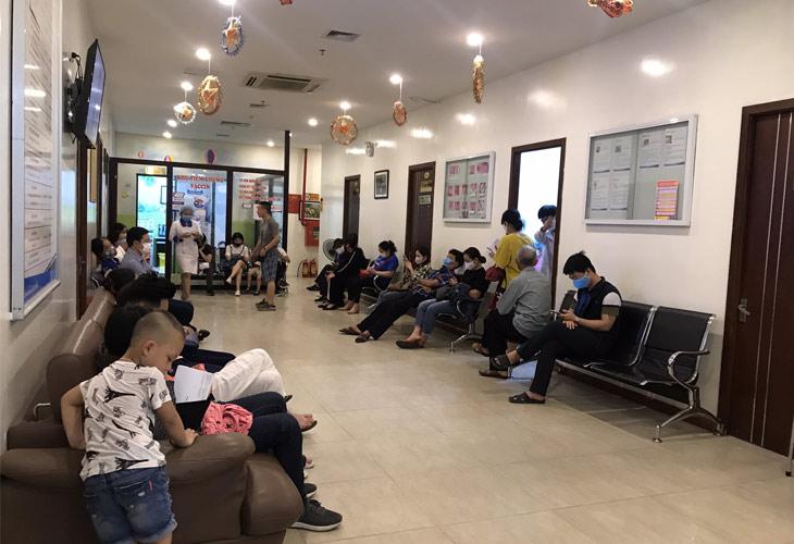 Thăm khám và điều trị viêm tai giữa cho trẻ tại Bệnh viên Đa khoa An Việt
