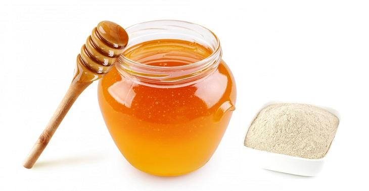 Nghệ đen và mật ong chữa trào ngược dạ dày thực quản