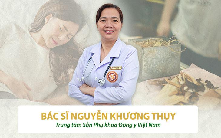 Chân dung Bác sĩ Nguyễn Khương Thụy