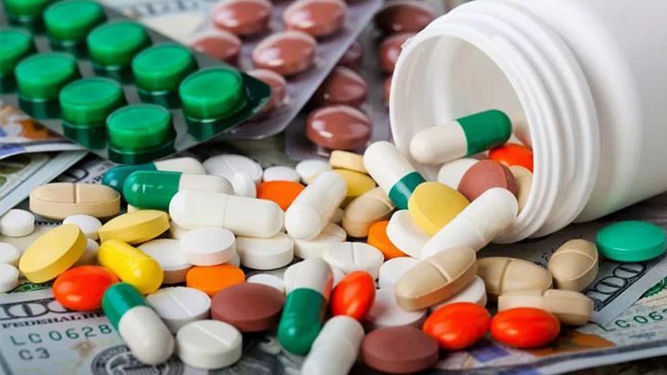 Các loại thuốc Tây y được tin dùng nhiều khi chữa trị viêm tai giữa ứ dịch