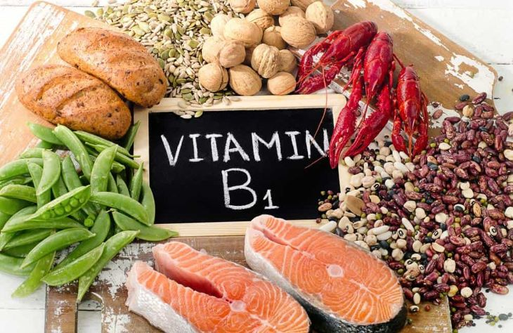 Bà bầu bị mất ngủ nên bổ sung các thực phẩm giàu vitamin B1