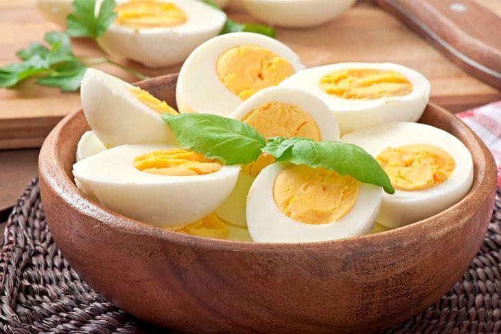 Mỗi tuần bà bầu nên ăn từ 3 -4 quả trứng