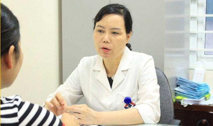 Bác sĩ Nguyễn Thị Hoài An - bác sĩ tai mũi họng Hà Nội