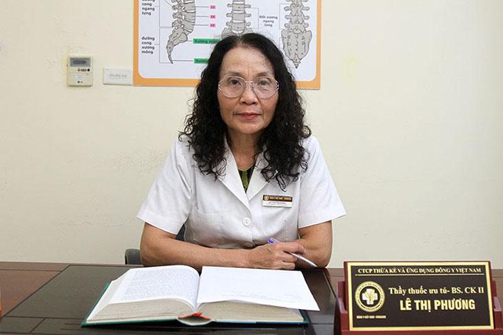 Thầy thuốc ưu tú, Bác sĩ CKII Lê Phương