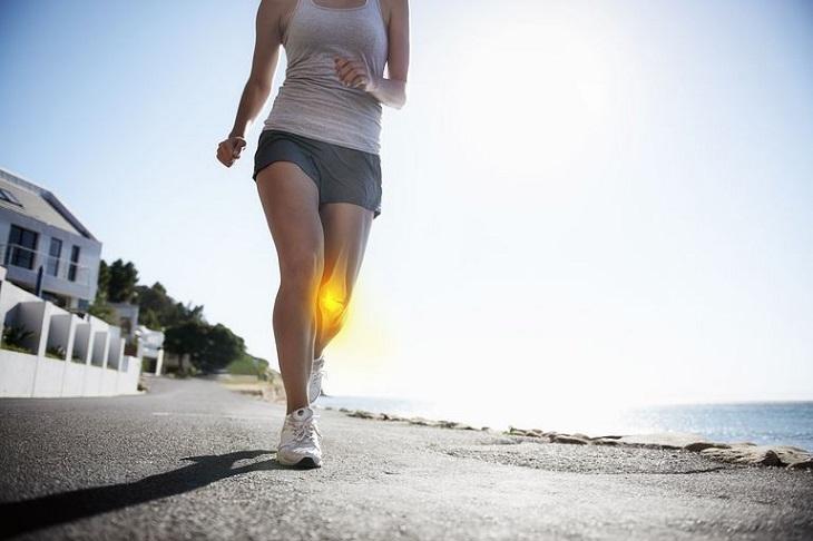 Chạy bộ là bài tập thể dục cho người bị viêm khớp phổ biến