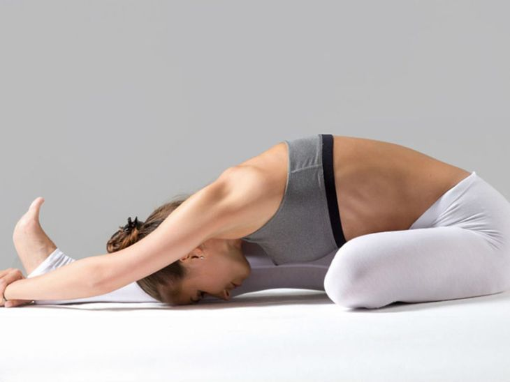Động tác Yoga cải thiện chất lượng giấc ngủ