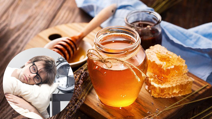 Mật ong là chất kháng khuẩn tự nhiên tốt nhất cho dạ dày