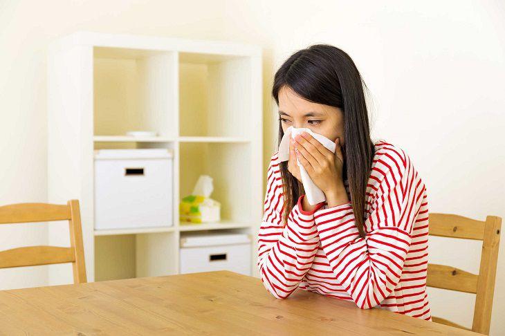 Bấm huyệt chữa viêm mũi dị ứng có nhiều tác dụng bất ngờ