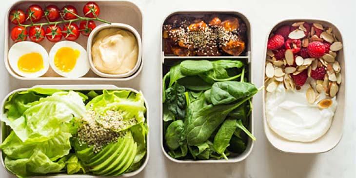 Bổ sung dinh dưỡng hàng ngày để tăng sức đề kháng