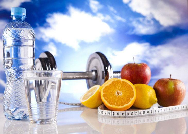 Xây dựng lối sống lành mạnh tăng cường sức khỏe và hỗ trợ điều trị bệnh