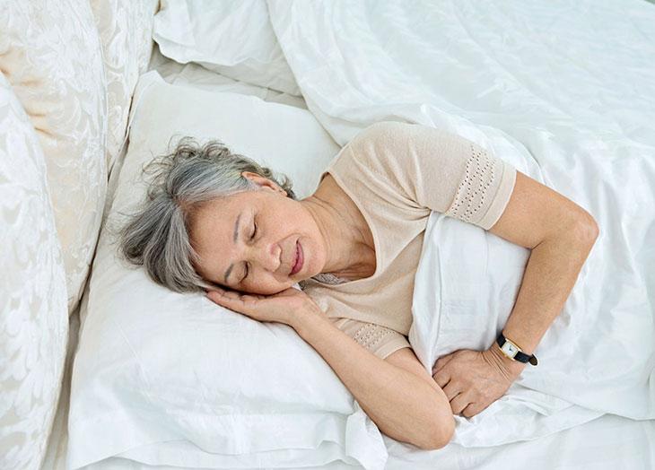 Lưu ý khi sử dụng thuốc chữa mất ngủ cho người già