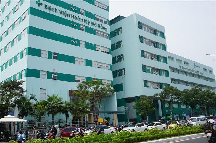 Bệnh viện Hoàn Mỹ - Địa chỉ khám chữa bệnh nam khoa chất lượng tại Đà Nẵng