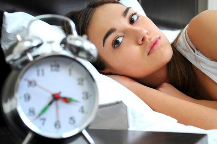 Có rất nhiều nguyên nhân khiến mẹ bầu bị mất ngủ