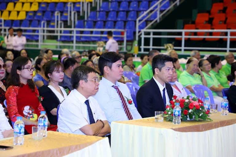Buổi lễ mừng 6 năm thành lập được tổ chức với sự tham gia, ủng hộ của đông đảo khách mời đến từ các ban ngành chuyên môn
