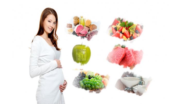 Gợi ý thực đơn bà bầu mang thai 3 tháng đầu