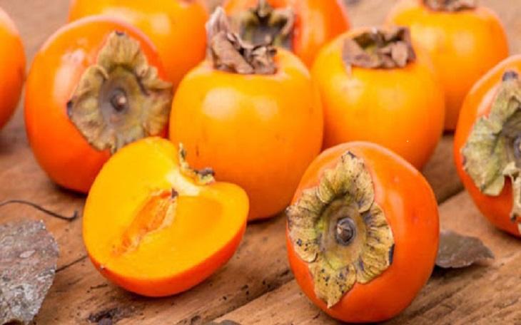 Hồng là loại quả mà người đau dạ dày không nên ăn