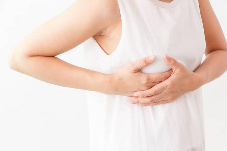 Ngực căng, to hơn và chạm vào thấy đau là dấu hiệu khi mang thai sau quan hệ 1 lần