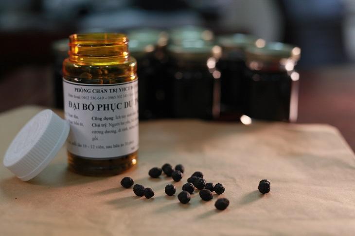 Bài thuốc đông y chữa di tinh gia truyền của Đỗ Minh Đường được điều chế sẵn