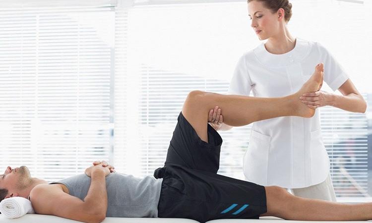 Tập luyện là biện pháp hỗ trợ quá trình điều trị thoát vị đĩa đệm hiệu quả