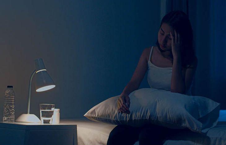 Mất ngủ lâu ngày gây nhiều hệ lụy khôn lường