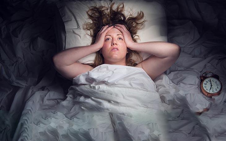 Nguy cơ mắc các bệnh nguy hiểm nếu mất ngủ kéo dài