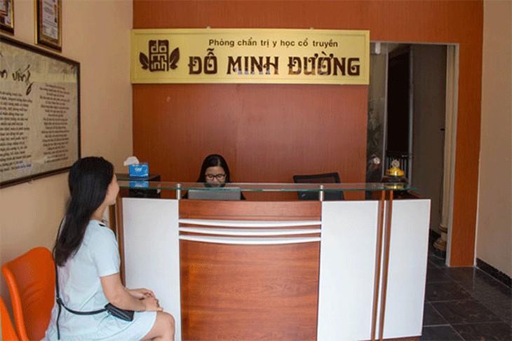 Nhà thuốc Đỗ Minh Đường cơ sở 2 - địa chỉ khám thoát vị đĩa đệm ở TPHCM tin cậy