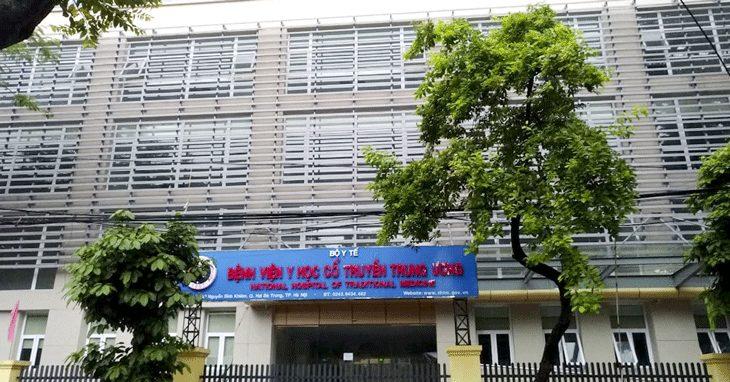 Bệnh viện Y học cổ truyền Trung Ương - địa chỉ chữa thoát vị đĩa đệm tại Hà Nội