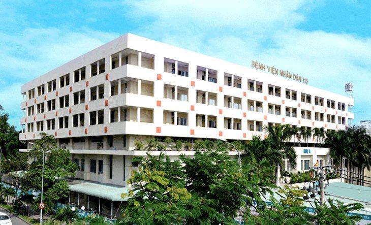 Bệnh viện bình dân 115