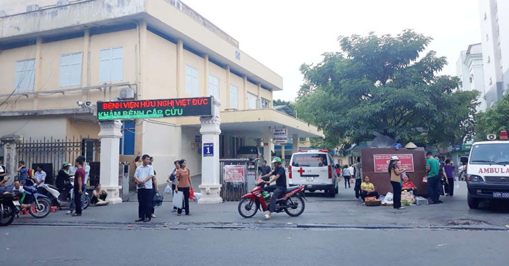 Bệnh viện Việt Đức cơ sở thăm khám và điều trị trào ngược dạ dày uy tín