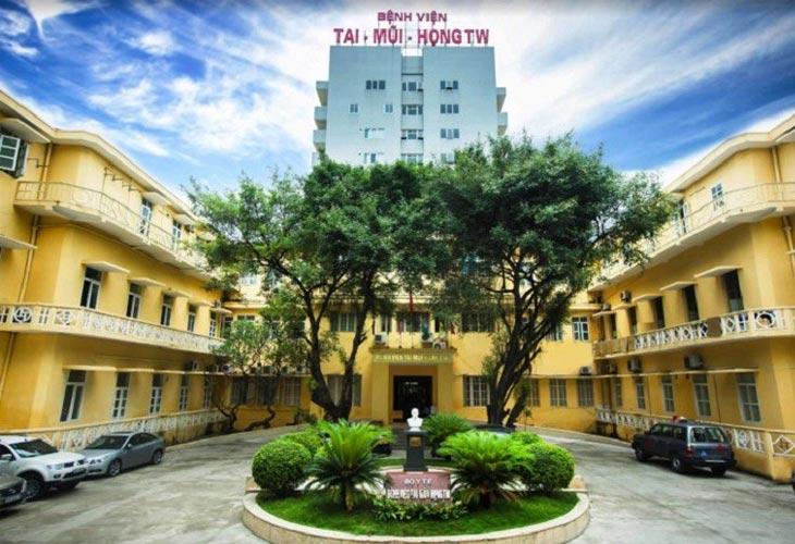 Bệnh viện Tai Mũi Họng Trung Ương được các mẹ tin tưởng lựa chọn nhiều nhất hiện nay
