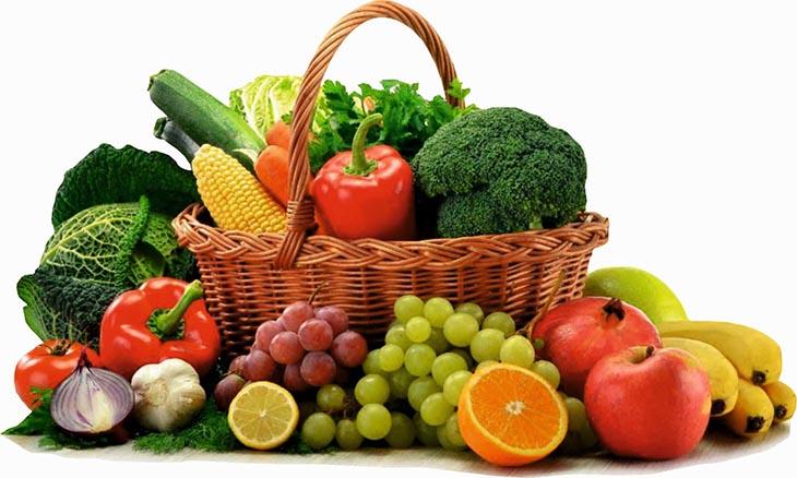 Bổ sung nhiều chất xơ, tinh bột tốt cho chế độ dinh dưỡng để giảm áp lực cho dạ dày