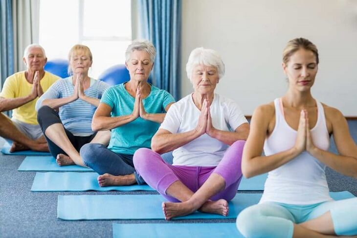 Tập luyện Yoga đúng cách để hỗ trợ chữa bệnh trào ngược dạ dày hiệu quả