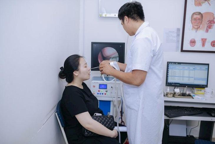Đốt là biện pháp ngày càng có nhiều người lựa chọn để trị viêm họng hạt