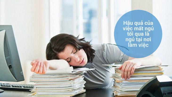 Mất ngủ, khó ngủ ban đêm gây suy giảm trí nhớ