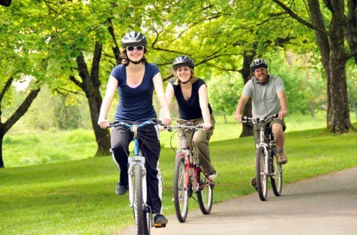 Tập thể dục giúp nâng cao sức khỏe, phòng bệnh mất ngủ