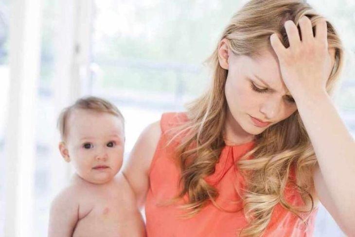 Sau sinh bị mất ngủ là hiện tượng thường gặp