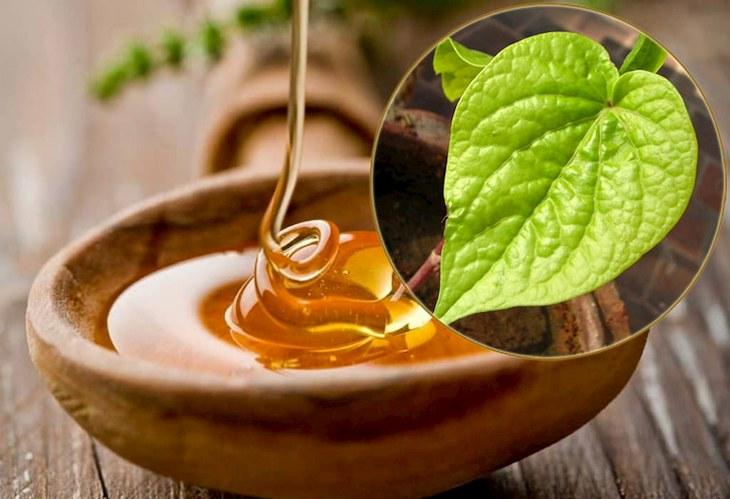 Không nên dùng mật ong và lá trầu không trị viêm họng cho trẻ dưới một tuổi