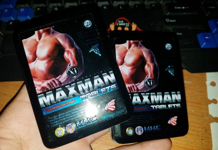 Sử dụng maxman đúng cách sẽ đem lại hiệu quả tối ưu