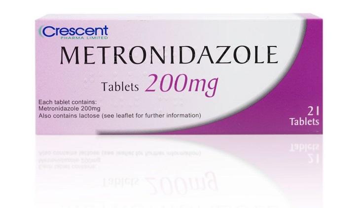 Metronidazole - Thuốc kháng sinh trị viêm đại tràng