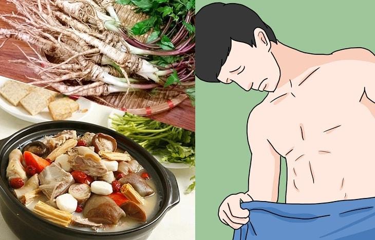 Mộng tinh ăn gì, kiêng gì vừa chữa bệnh vừa tốt cho sức khỏe?